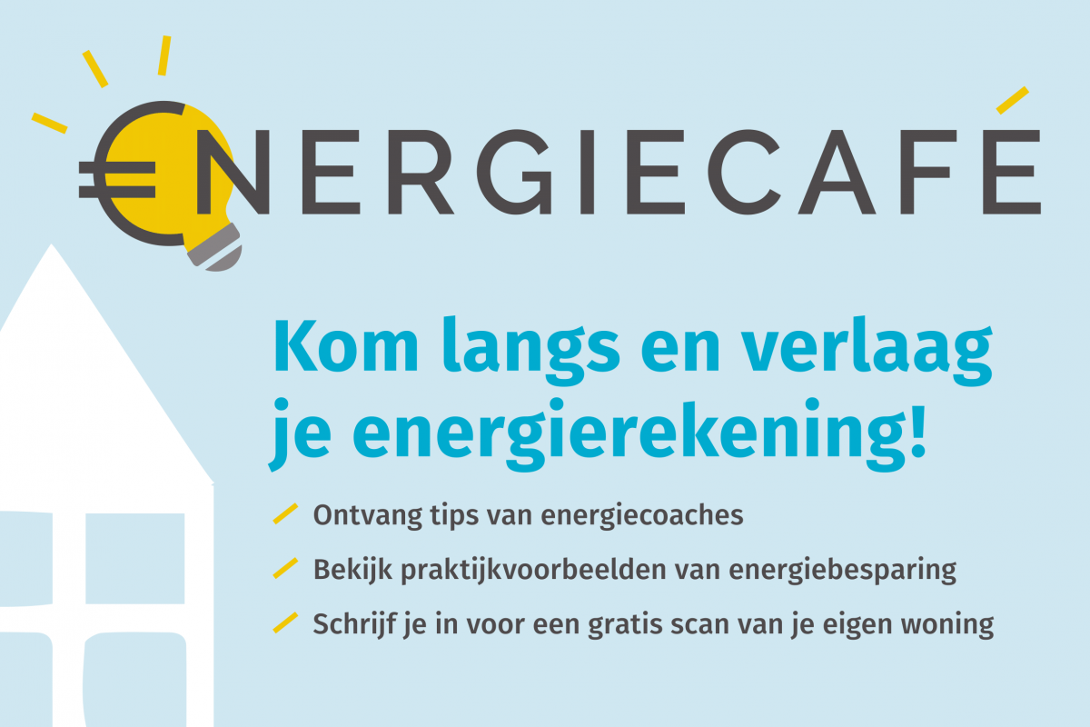 Energiecafe poster